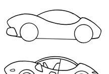 Rysunek pojazdy