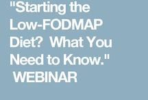 Low-FODMAP Webinars & Podcasts / Catch Colleen Francioli and FODMAP Life on these informative and helpful webinars and podcasts!