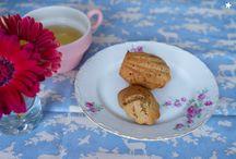 Les jolis goûters / Des idées de goûters sains et délicieux...