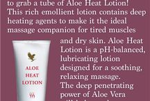 info on aloe vera products forever