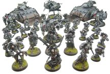 40k Iron Horns / Space Marine Chapter
