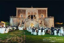 Apulia Weddings / Enchanting seaside and countryside venues in Apulia Region
