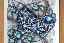 Zentangle&Mandalas