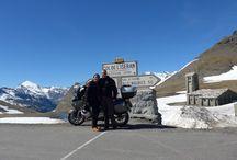 Alpes Franceses - Viagens de mota