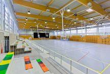 sport center