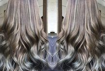 Color Design - Balayage / A variety of gorgeous hair color designs created by Number76 Hair Salon's team of professional stylists in Malaysia, Singapore and Tokyo, Japan.