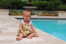 Pool Safety / Safety products for your backyard pool.  If you have a pool or are planning on building a pool, get peace of mind with an automatic pool cover.  Even the most careful parent gets distracted.