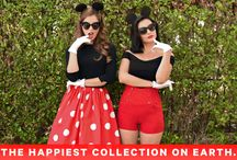 Disney Bound Outfits from Unique Vintage