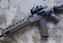 Broń - kalachy