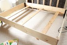 DIY Build/Furniture / by Nina Hibbler-Webster