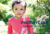 Primavera-verano 2015 / Más información en www.mothercare.es