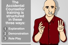 "Accidental Counsellor / The Accidental Counsellor Training is a practical mental health training for school staff not employed as trained counsellors but often find they are placed in a ""counselling"" role by accident."