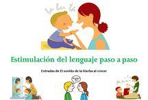 Estimulación lenguaje