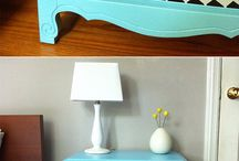 Container bedside tables