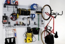 Garage Ideabook / DIVIDE & CONQUER