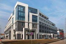 Архитектура бизнес-центра