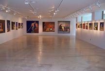 exposición. Fernando Puente / exposiciones de pintura