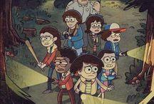 Gravity Falls/Stranger Things!!! ✌️✌️♥️♥️♥️