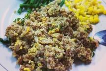 Food / Nasi Goreng Beras Merah
