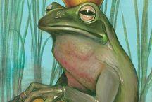 fantasie frogs