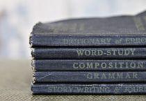 The Written Word / by Alex Rudinski