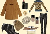 Looks by Ladymarme / Mes inspirations de style...