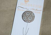 Mes boutons de couture en tissu / Créations de L'atelier du petit oiseau