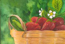 Watercolor / My watecolor arts