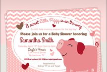 Little Piggy Baby Shower