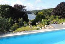 Cornish property with swimming pools / View some of our property for sale in Cornwall with swimming pools