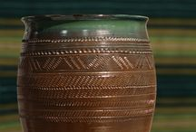 Latvian Ceramics / Pottery from Latvia, rich in colour and design