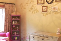 Baby Nursery / Decor, design, real rooms and crafts for boy's and girl's nurseries.