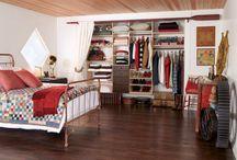 Stupendous Standard Depth Closets
