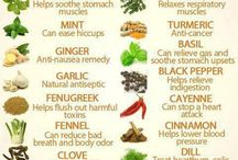 Herbs and oils / by Tonya Mikeworth