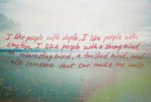 People I Admire / by Ashley Johulaburber