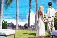 Big Island Weddings / Ten reasons why Sheraton Kona Resort & Spa makes the choice easy for you.