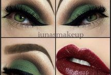 Make up green