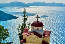 Visit churches to Greece!!