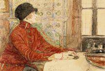 Repin Ilya / 1844-1930