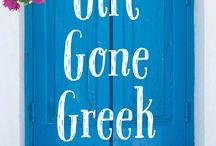 Greek Books I LOVE! / Books about Greece, books by Greeks, books with a Greek theme.