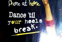 For MY love of Dance / Everything dance, especially Latin...