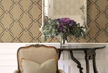 Wallquest Wallpaper / A collection of WALLQUEST Wallpaper Designs. All are available at Berkshire Fabric & Wallpaper.