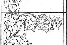 engraving sketch