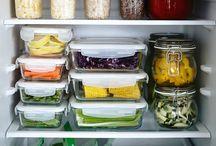 Организованый холодильник