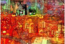 Illustrator - Patricio Betteo / by Eve Mak