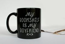 Witty Mugs / Add a little Fancy to your morning.