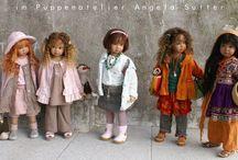 Arlene's dolls - Angela Sutter