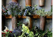 flower refrigerator