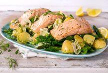 Dinner - fish