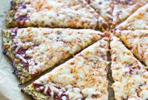 Pizza crust-low carb